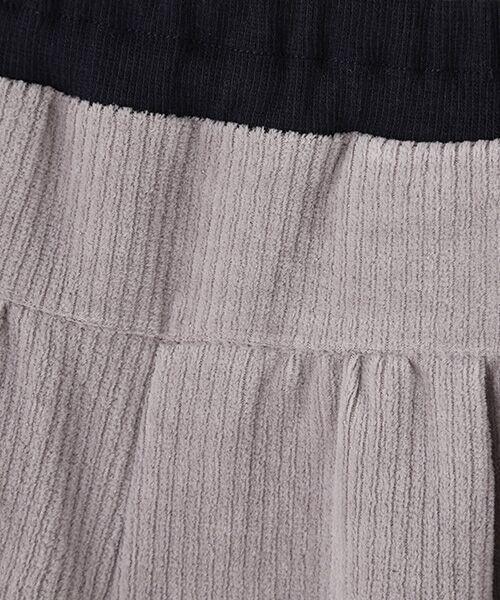 zuppa di zucca / ズッパ ディ ズッカ ショート・ハーフ・半端丈パンツ | 製品洗バルーンパンツ | 詳細7