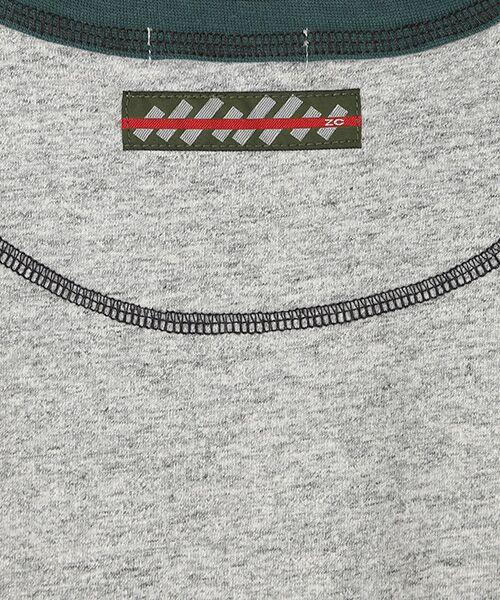 zuppa di zucca / ズッパ ディ ズッカ Tシャツ | 製品洗長袖Tシャツ | 詳細6