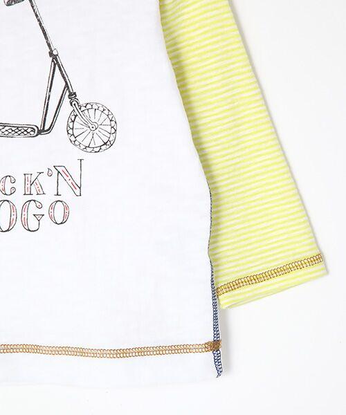 zuppa di zucca / ズッパ ディ ズッカ Tシャツ | 製品洗長袖Tシャツ | 詳細3