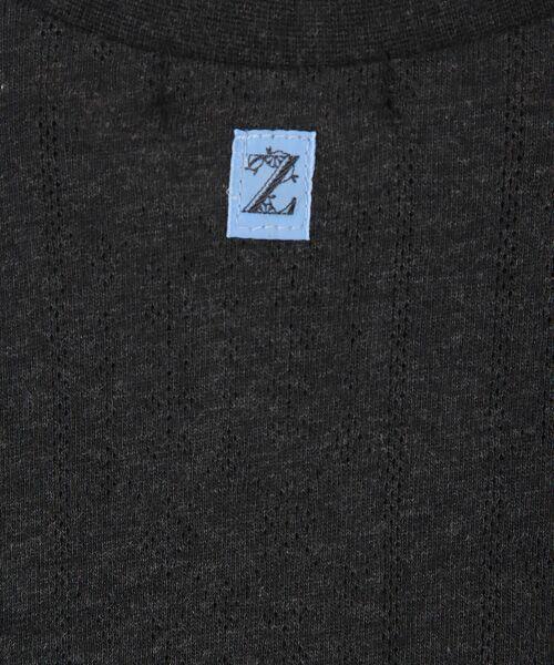 zuppa di zucca / ズッパ ディ ズッカ Tシャツ | 製品洗8分袖プルオーバー | 詳細1