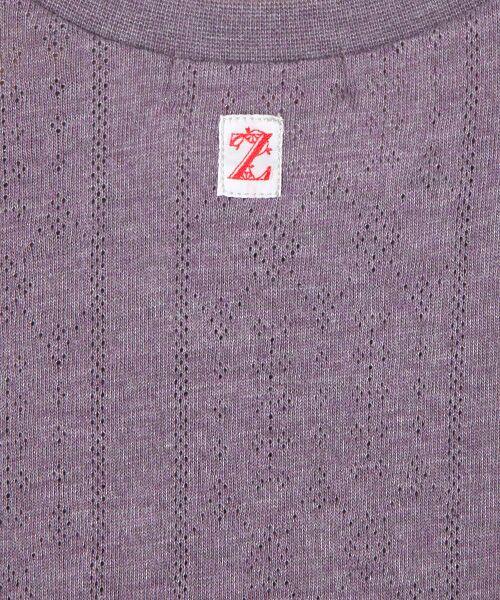 zuppa di zucca / ズッパ ディ ズッカ Tシャツ | 製品洗8分袖プルオーバー | 詳細6