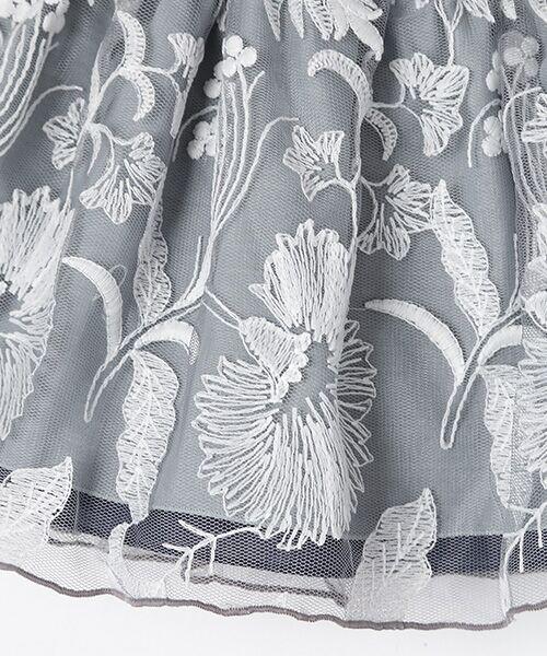 zuppa di zucca / ズッパ ディ ズッカ ミニ・ひざ丈スカート | レーススカート | 詳細6