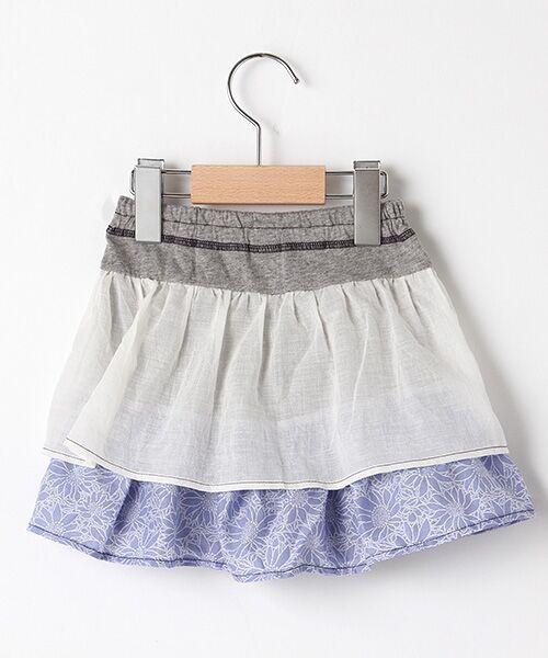 zuppa di zucca / ズッパ ディ ズッカ ミニ・ひざ丈スカート | 製品洗パンツ付スカート | 詳細1