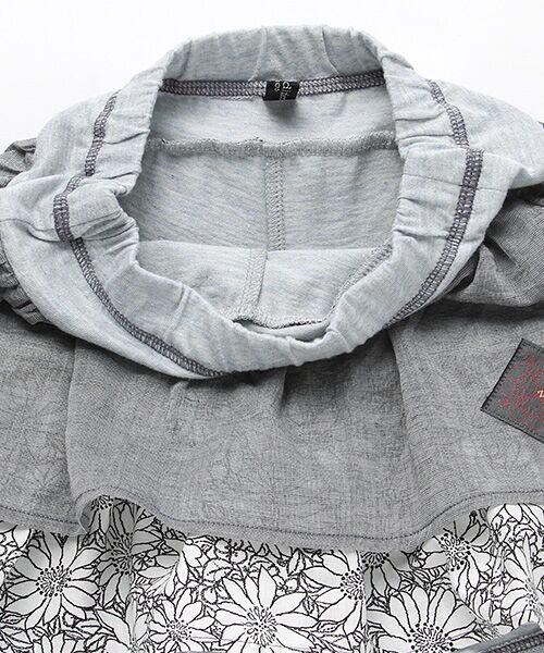 zuppa di zucca / ズッパ ディ ズッカ ミニ・ひざ丈スカート | 製品洗パンツ付スカート | 詳細5