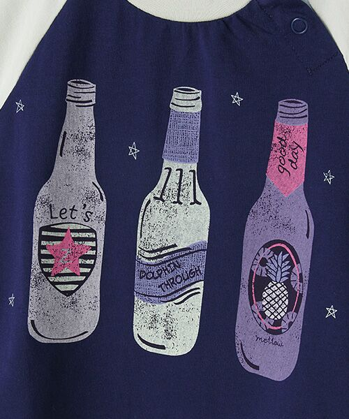 zuppa di zucca / ズッパ ディ ズッカ Tシャツ | 製品洗ボトルプリントTシャツ | 詳細7