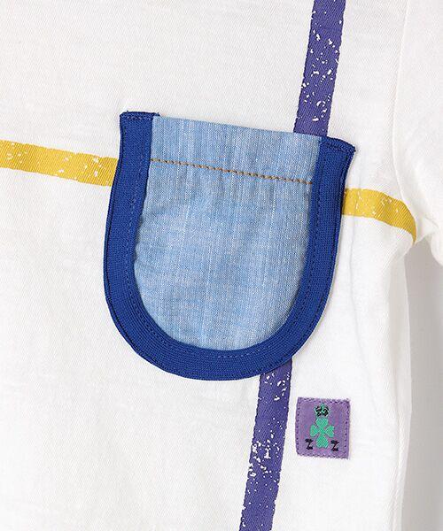 zuppa di zucca / ズッパ ディ ズッカ Tシャツ | 製品洗ポケットTシャツ | 詳細1