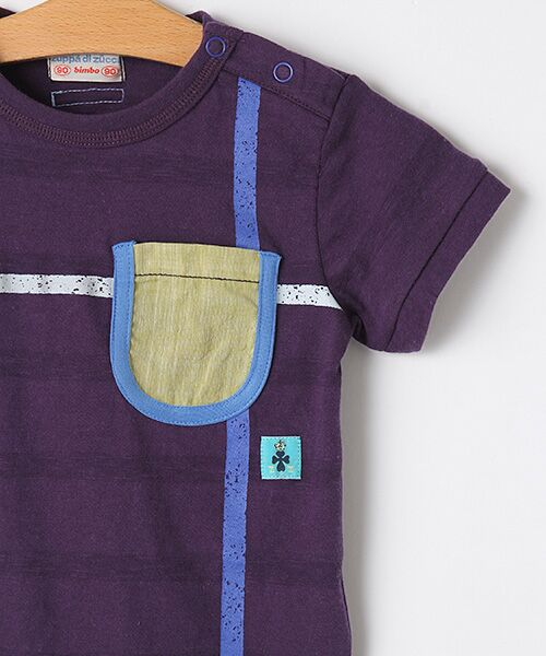 zuppa di zucca / ズッパ ディ ズッカ Tシャツ | 製品洗ポケットTシャツ | 詳細3