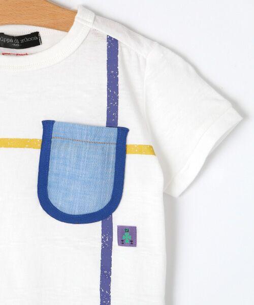zuppa di zucca / ズッパ ディ ズッカ Tシャツ | 製品洗ポケットTシャツ | 詳細2