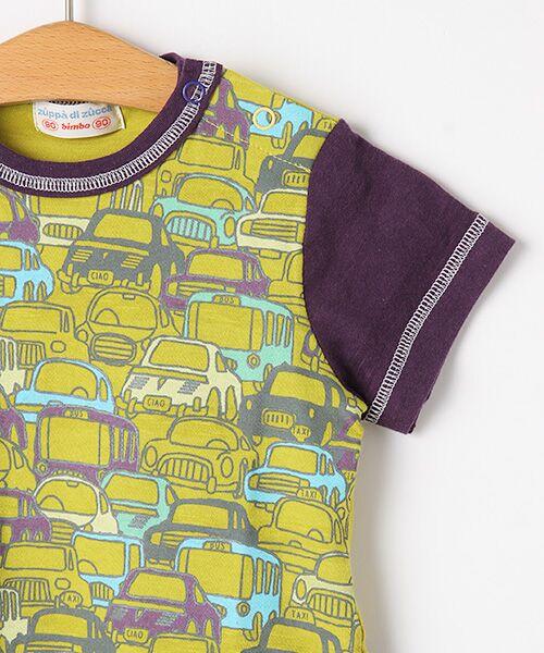 zuppa di zucca / ズッパ ディ ズッカ Tシャツ | 製品洗カーズTシャツ | 詳細3