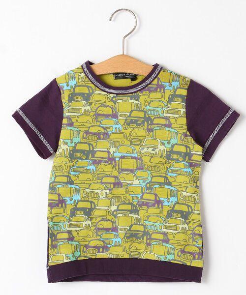 zuppa di zucca / ズッパ ディ ズッカ Tシャツ | 製品洗カーズTシャツ(カラシ)