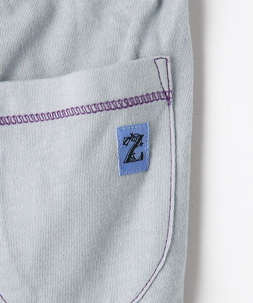 zuppa di zucca / ズッパ ディ ズッカ ショート・ハーフ・半端丈パンツ | 製品洗5.5分丈パンツ | 詳細1