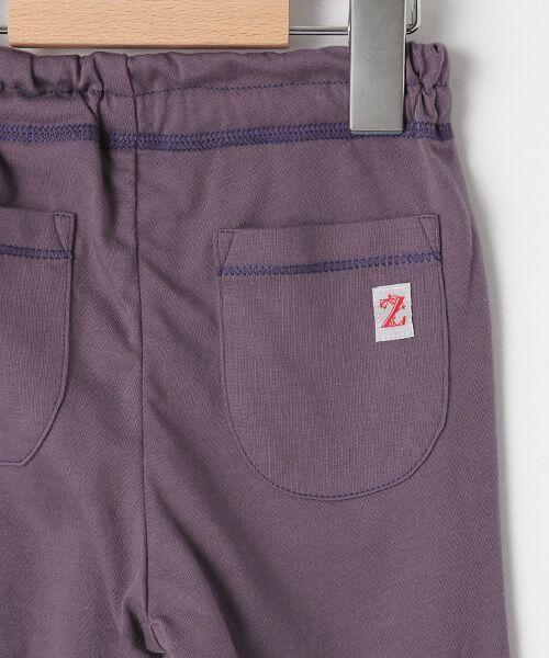 zuppa di zucca / ズッパ ディ ズッカ ショート・ハーフ・半端丈パンツ | 製品洗5.5分丈パンツ | 詳細5
