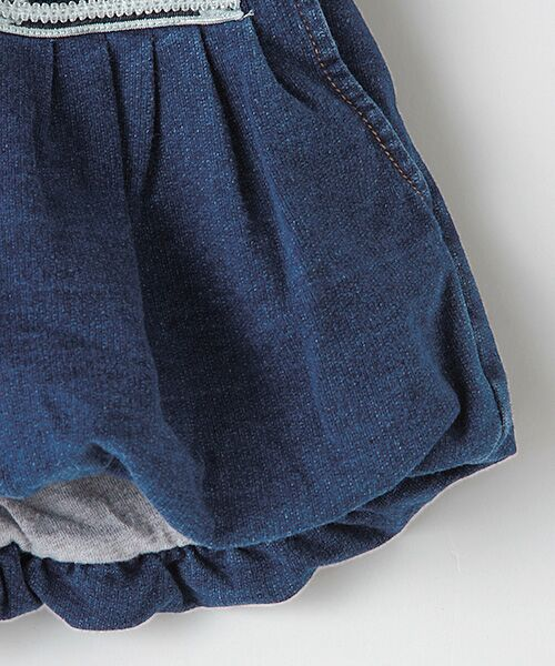 zuppa di zucca / ズッパ ディ ズッカ ショート・ハーフ・半端丈パンツ | 製品洗バルーンパンツ | 詳細4