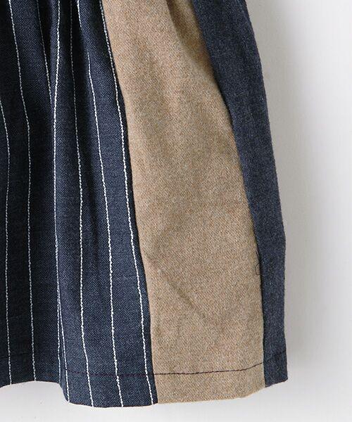 zuppa di zucca / ズッパ ディ ズッカ ミニ丈・ひざ丈ワンピース | 製品洗ジャンパースカート | 詳細4