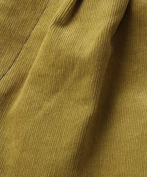 zuppa di zucca / ズッパ ディ ズッカ ショート・ハーフ・半端丈パンツ | 製品洗ストレッチコールハーフパンツ | 詳細7
