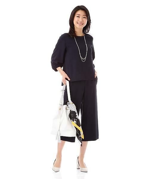 22 OCTOBRE / ヴァンドゥー・オクトーブル 服飾雑貨 | 巾着バッグ | 詳細1