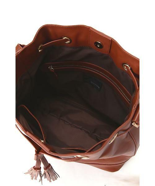 22 OCTOBRE / ヴァンドゥー・オクトーブル 服飾雑貨 | 巾着バッグ | 詳細6