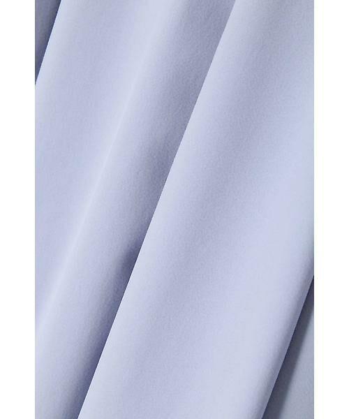 22 OCTOBRE / ヴァンドゥー・オクトーブル スカート | [ウォッシャブル]タックボリュームスカート | 詳細2