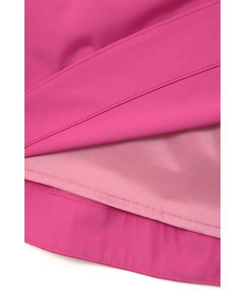 22 OCTOBRE / ヴァンドゥー・オクトーブル スカート | [ウォッシャブル]タックボリュームスカート | 詳細8