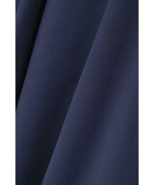 22 OCTOBRE / ヴァンドゥー・オクトーブル スカート | [ウォッシャブル]タックボリュームスカート | 詳細11