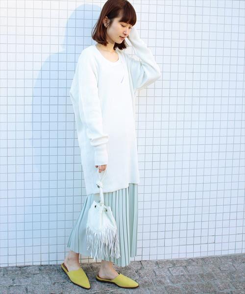 7Gコットン両畦ドレス【送料無料】