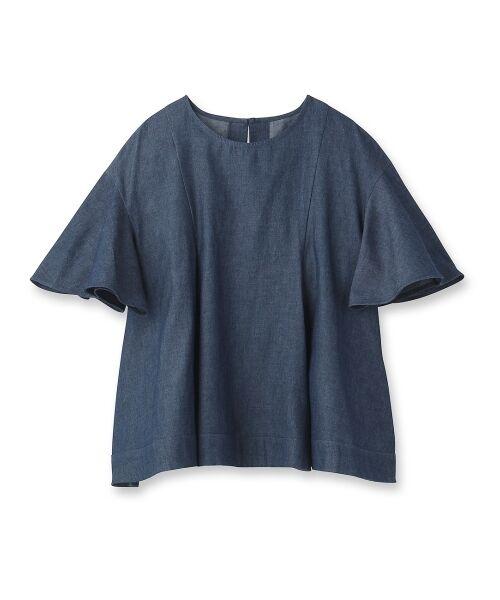 <タカシマヤ> 送料無料! フレアシャツ