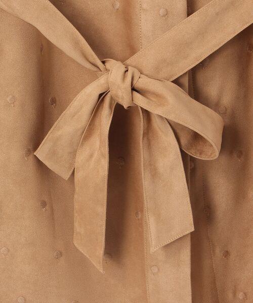 BEARDSLEY / ビアズリー その他アウター | ドット刺繍ユル羽織 | 詳細9