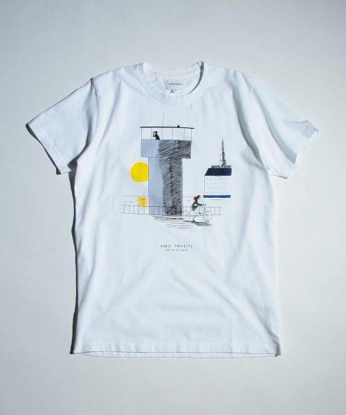 <タカシマヤ>送料無料!<NORSE PROJECTS> 17 N/Kippels T/Tシャツ