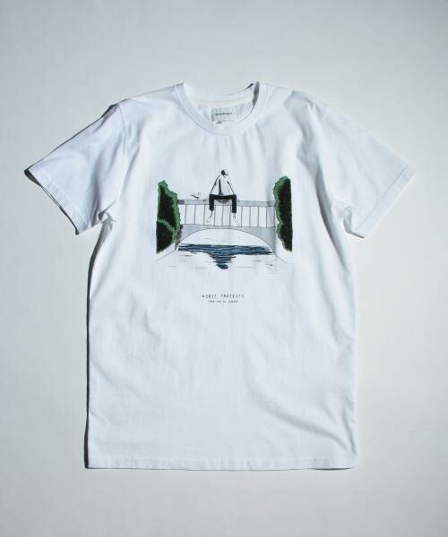 <タカシマヤ>送料無料!<NORSE PROJECTS> 17 Ni/Oersteds T/Tシャツ