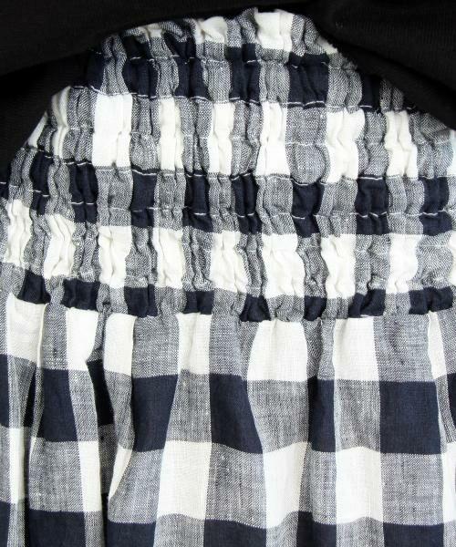 BEAUTY&YOUTH UNITED ARROWS / ビューティ&ユース ユナイテッドアローズ ロング・マキシ丈スカート | BY∴ リネンギャザーマキシスカート -2WAY/手洗い可能- | 詳細12