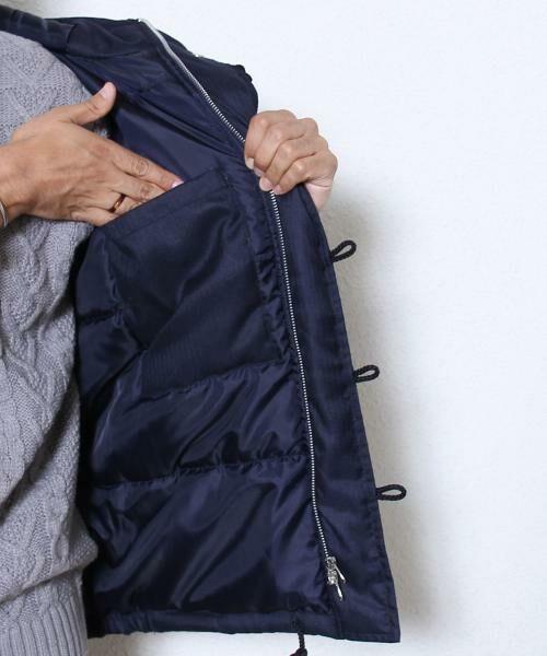 coen / コーエン ダウンジャケット・ベスト | 中綿N-3Bフーデッドジャケット | 詳細18