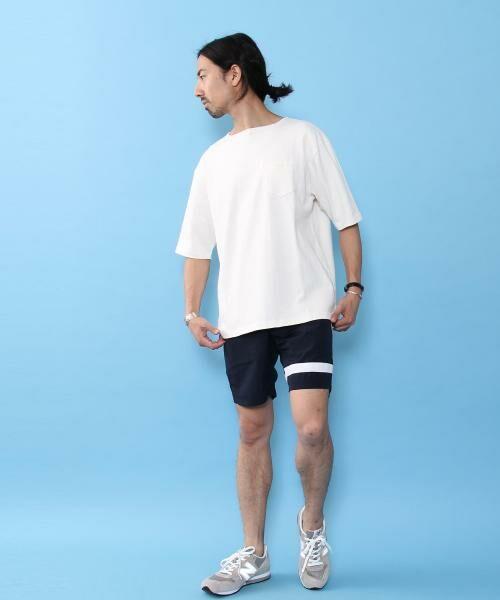 coen / コーエン Tシャツ   バスクビッグシルエットT   詳細3