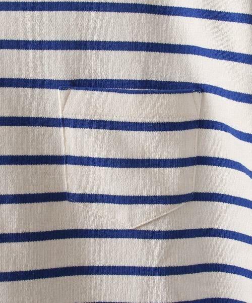 coen / コーエン Tシャツ   バスクビッグシルエットT   詳細10