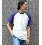 coen / コーエン Tシャツ   【C.MC】ベースボールTシャツ