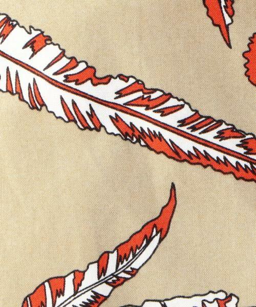 coen / コーエン ショート・ハーフ・半端丈パンツ | 【NOMA textile design別注】アロハショーツ | 詳細9