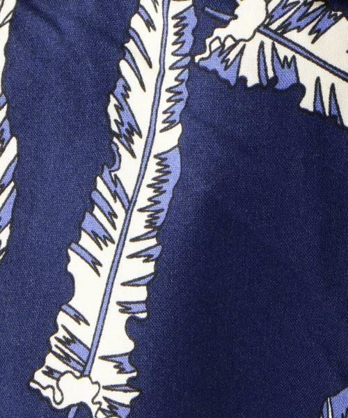 coen / コーエン ショート・ハーフ・半端丈パンツ | 【NOMA textile design別注】アロハショーツ | 詳細12
