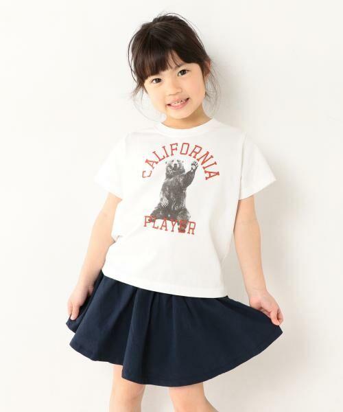 coen / コーエン ベビー・キッズウエア | 【coen キッズ / ジュニア】PARKIES(パーキーズ)クマフォトプリントTシャツ(100~150cm) | 詳細6