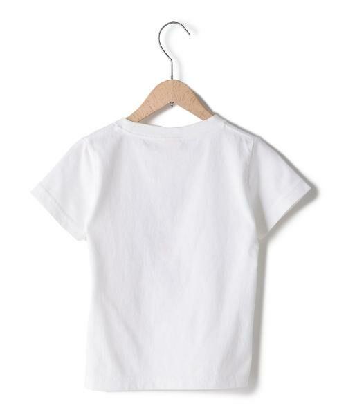 coen / コーエン ベビー・キッズウエア | 【coen キッズ / ジュニア】PARKIES(パーキーズ)クマフォトプリントTシャツ(100~150cm) | 詳細2