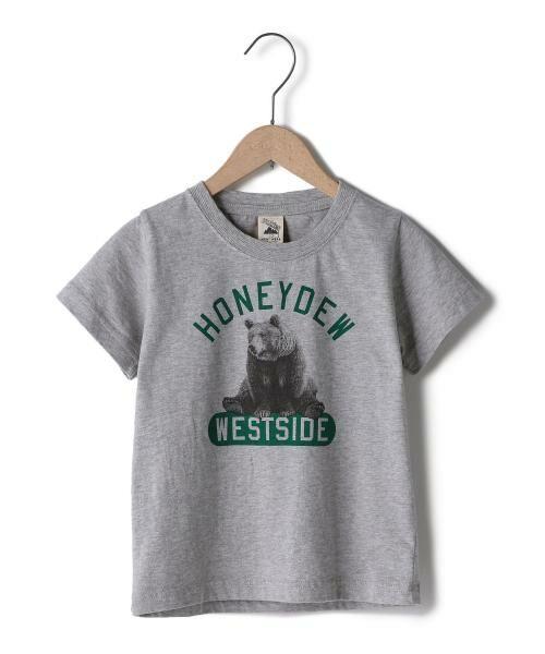 coen / コーエン ベビー・キッズウエア | 【coen キッズ / ジュニア】PARKIES(パーキーズ)クマフォトプリントTシャツ(100~150cm) | 詳細8