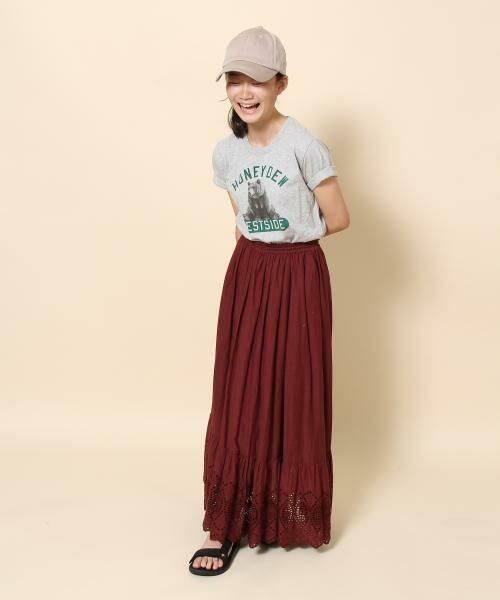 coen / コーエン ベビー・キッズウエア | 【coen キッズ / ジュニア】PARKIES(パーキーズ)クマフォトプリントTシャツ(100~150cm) | 詳細16