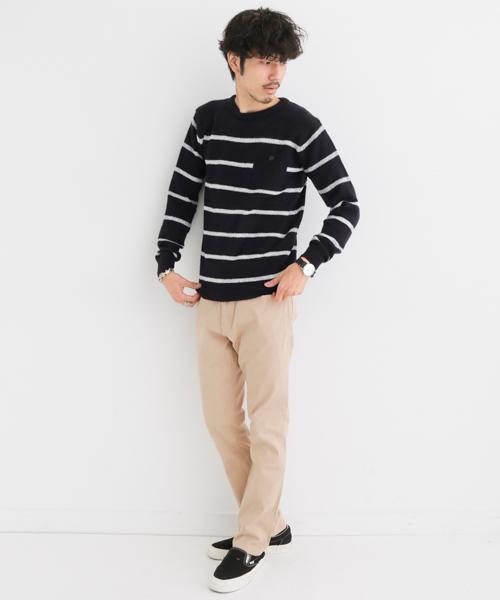 ニット・セーターを使ったメンズコーデ | Sonny Label