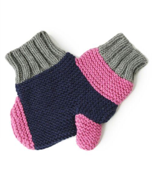 DGBH / ディージービーエイチ 手袋 | フォーエバー・ハンド・イン・ハンド・ミトンズ(カップル用) | 詳細2