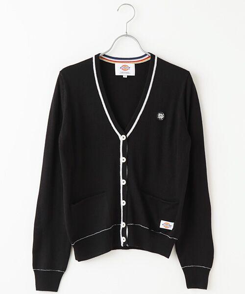 ハイゲージニットカーディガン【送料無料】
