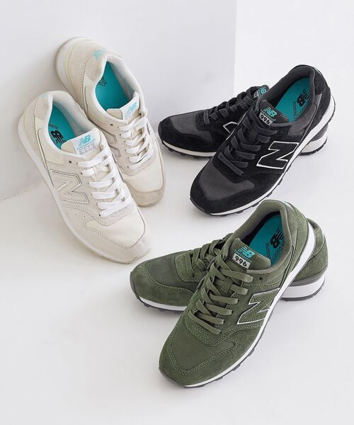 green label relaxing / グリーンレーベル リラクシング スニーカー | ◆[ニューバランス]new balance WR996 スニーカー CB | 詳細5