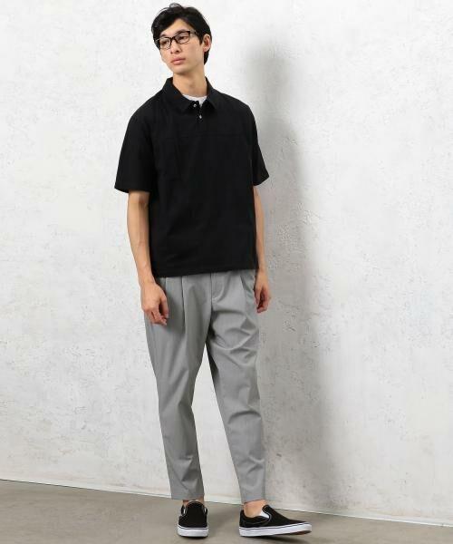 green label relaxing / グリーンレーベル リラクシング Tシャツ | SC ソフトフィール ポロシャツ | 詳細4