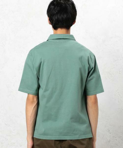 green label relaxing / グリーンレーベル リラクシング Tシャツ | SC ソフトフィール ポロシャツ | 詳細9