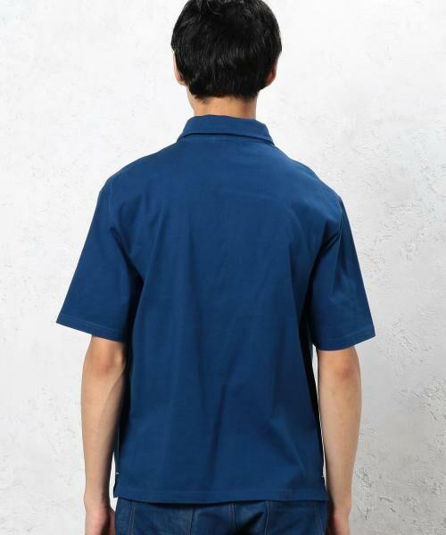 green label relaxing / グリーンレーベル リラクシング Tシャツ | SC ソフトフィール ポロシャツ | 詳細11