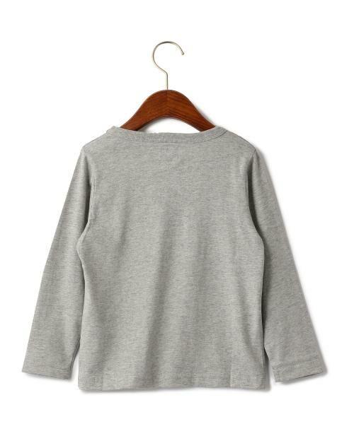 green label relaxing / グリーンレーベル リラクシング ベビー・キッズウエア | WEB限定【キッズ】LEE(リー) クルーネック ポケット Tシャツ | 詳細5