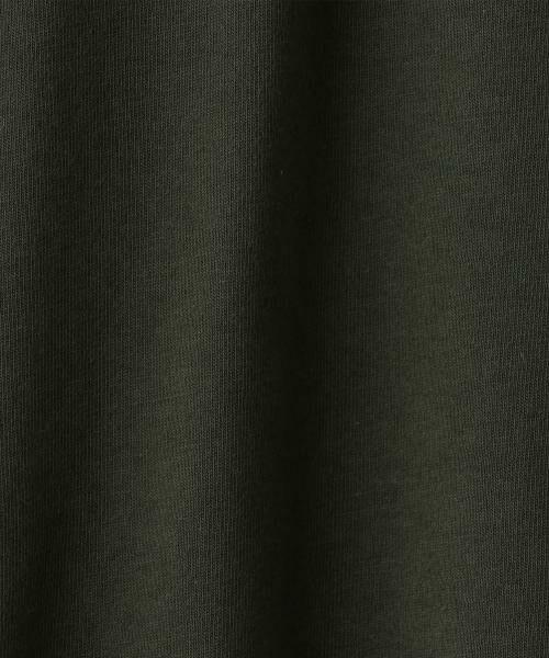 green label relaxing / グリーンレーベル リラクシング ベビー・キッズウエア | WEB限定【キッズ】LEE(リー) クルーネック ポケット Tシャツ | 詳細12