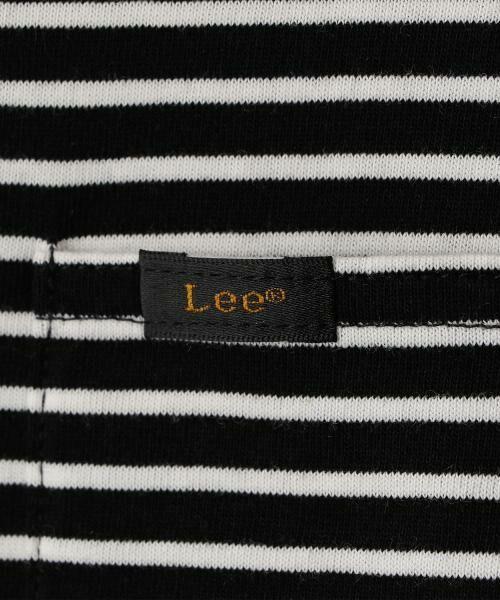 green label relaxing / グリーンレーベル リラクシング ベビー・キッズウエア | WEB限定【キッズ】LEE(リー) クルーネック ポケット Tシャツ | 詳細19